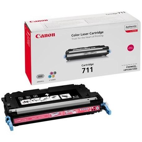 Canon Cartridge 711 magenta toner cartridge (Cartridge 711M