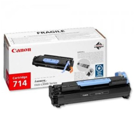 Canon Cartridge 714 juoda tonerio kasetė