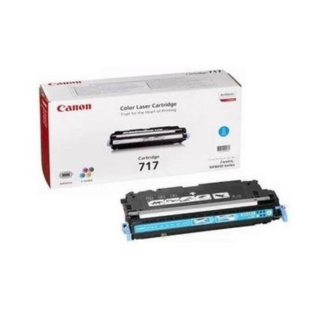 Canon Cartridge 717 cyan toner cartridge (Cartrige 717C)
