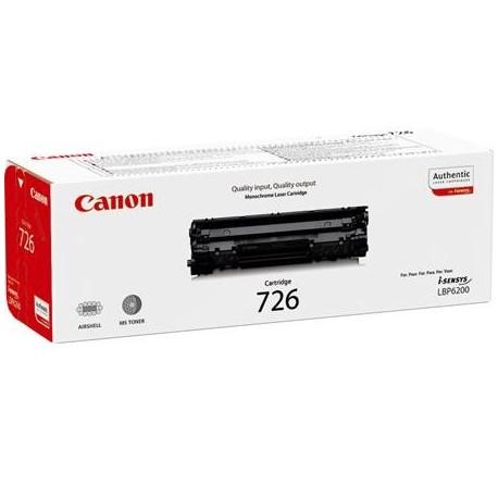 Canon Cartridge 726 juoda tonerio kasetė