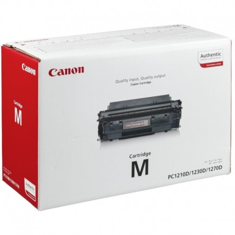 Canon Cartridge M black toner cartridge (Cartridge M, 6812A002)