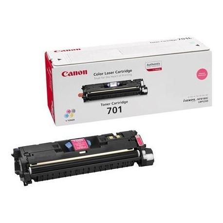 Canon Cartridge 701 purpurinė tonerio kasetė