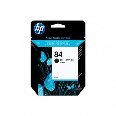 HP 84 black ink cartridge (C5016A/Nr.84)