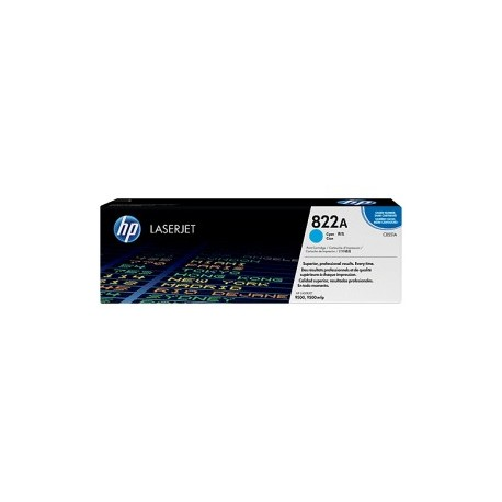 HP 822A cyan toner cartridge (C8551A)