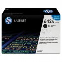 HP 642A black toner cartridge