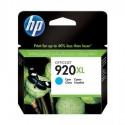 HP 920XL higher capacity cyan ink cartridge