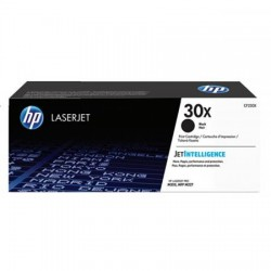 HP 30X higher capacity black toner cartridge (CF230X)