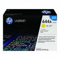 HP 644A yellow toner cartridge