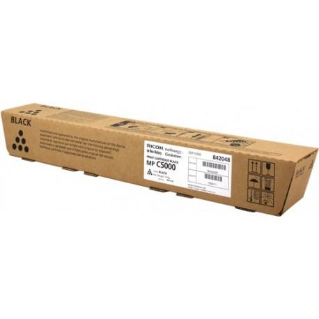 Ricoh 842048 black toner cartridge (842048)