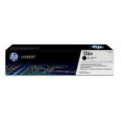 HP 126A juoda tonerio kasete (CE310A)