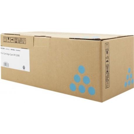Ricoh 406053 žydra tonerio kasetė