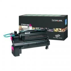 Lexmark C792X1MG purpurinė tonerio kasetė