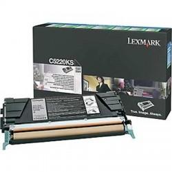 Lexmark C5220KS juoda tonerio kasetė