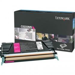 Lexmark C5222MS purpurinė tonerio kasetė